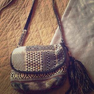 Handbags - Boho Hippie Woven Purse